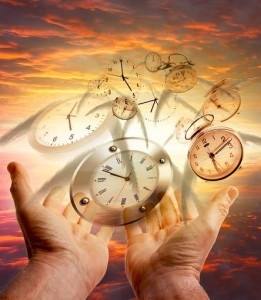 manifesting and the illusion of time